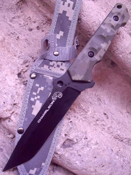Cuchillo táctico camaleón 31854