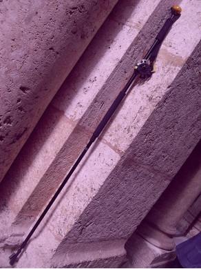 Bastón caza 33715