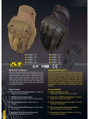 guantes mechanix wear 5