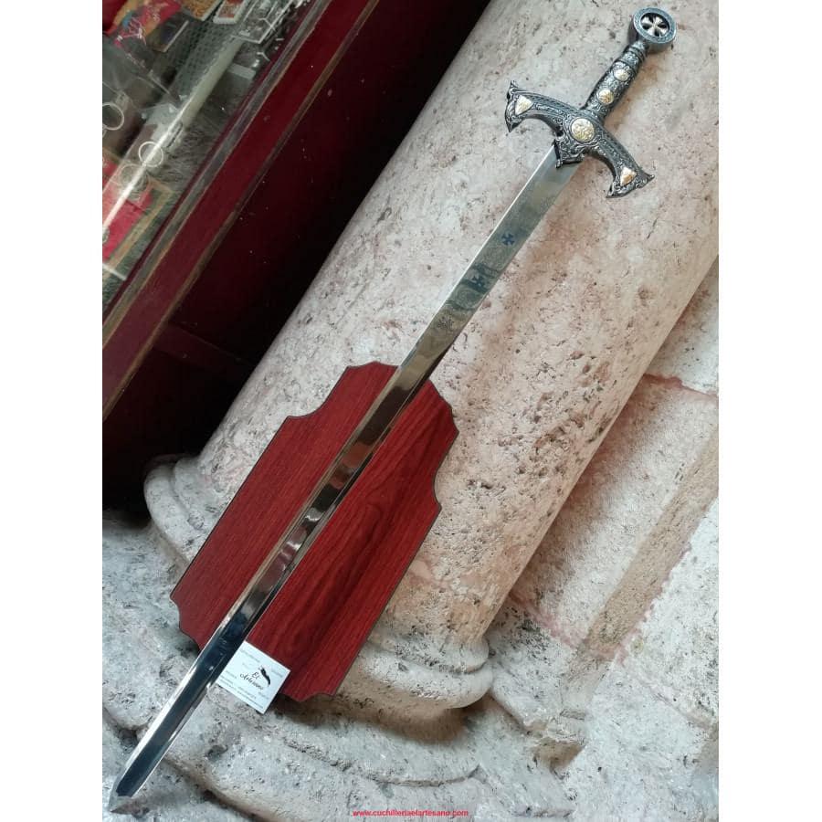 Espada de los templarios ref 29184-1