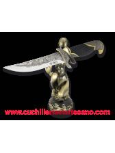 Cuchillo o daga ref 31514 Tole10