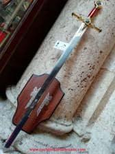 Espada masónica ref S0186