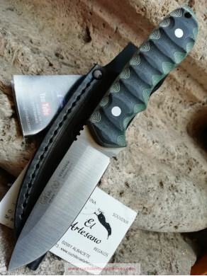 Exclusive machete or knife of mount from M. Nieto viking p