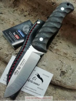 Exclusive knife of mount of...
