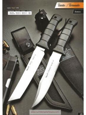 cuchillos de muela hornet ,...