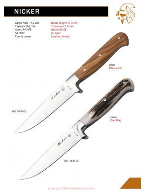 CUCHILLO NICKER J&V