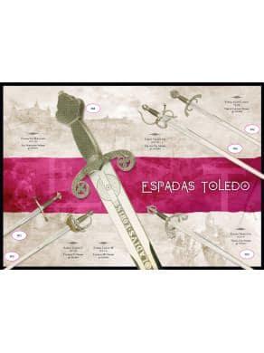 ESPADA TOLEDO MARTO