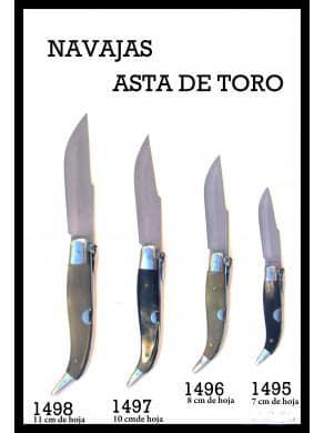 NAVAJA ALBACETEÑA DE TORO