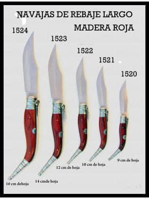 NAVAJA BANDOLERA MADERA