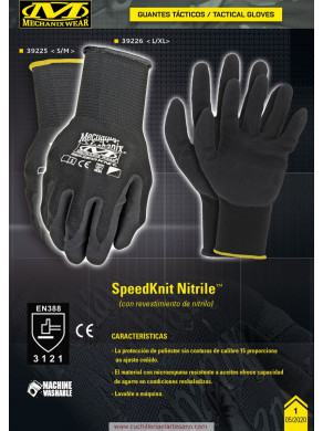 GUANTES TÁCTICO MECHANIX