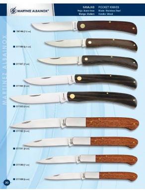 pocket penknife or girodia...