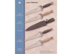 Viking and Arab knives