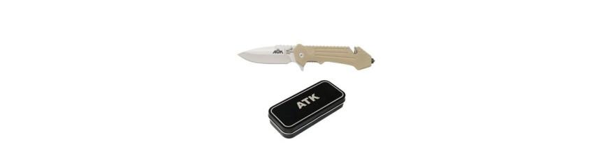 ATK Tactical pocket Knives