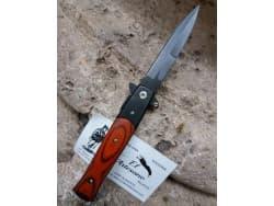 Assited opening pocket knife