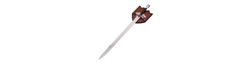Espadas Famosas  y Articulos  de pelis
