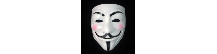 Máscaras Famosas