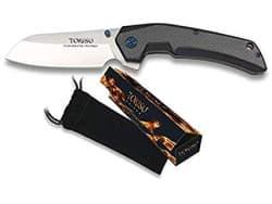 CNC pocket knife