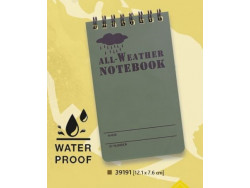 Libreta Waterproof