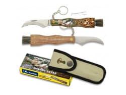 Mushrooms Pocket knives